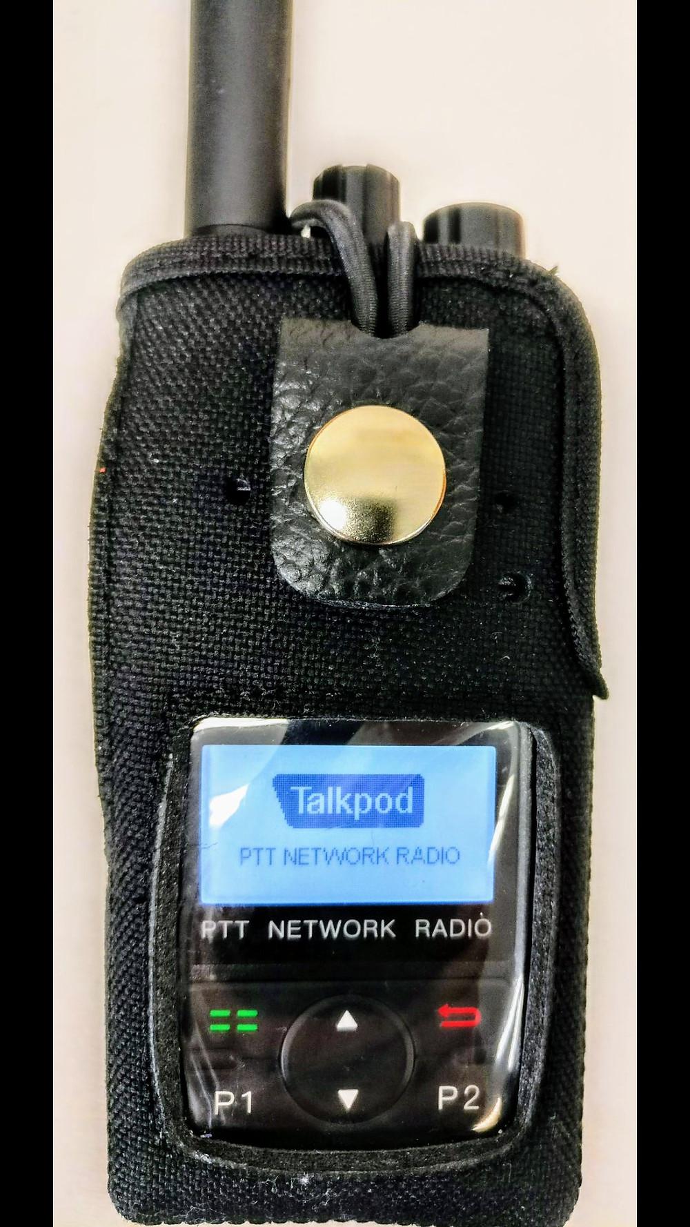 #PushToTalk #TwoWayRadio #GPStracking #PCdispatching #WorldwidePTT #POC #NetworkRadio #GroupCall #PrivateCall #NetworkPTT #SOS #Emergency #DMR #Talkpod #DigitalRadio #PTToverCellular #nextel #PushToTalkOverCellular #LTE #LTENetworks #PTT #DMR