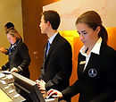 Hospitality using TeamTalk PTT Talkpod America Two Way Radios