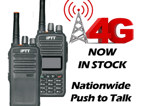 4G iPTT.us Now in Stock - Nationwide Push to Talk & GPS Tracking