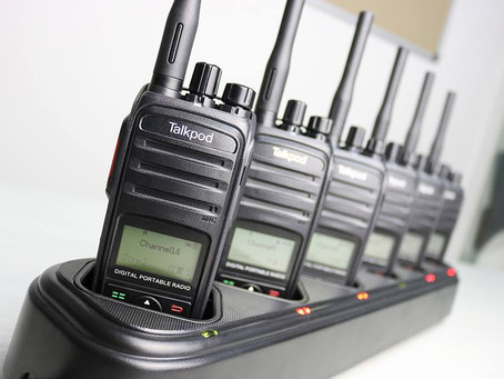 Talkpod to provide 350 MHz Digital Police  Communication for BRICS summit in Xiamen