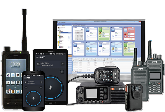 iPTT Dispatch Android Mobile Portable Fa