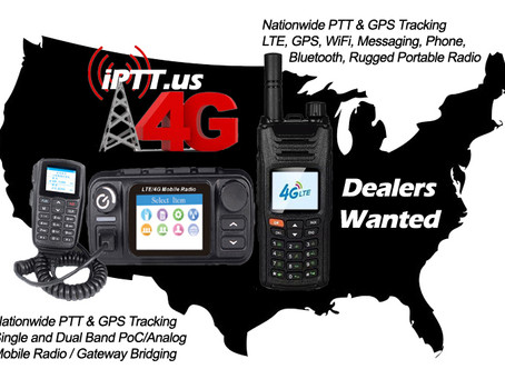 Nationwide LTE Push To Talk - Dealers Wanted