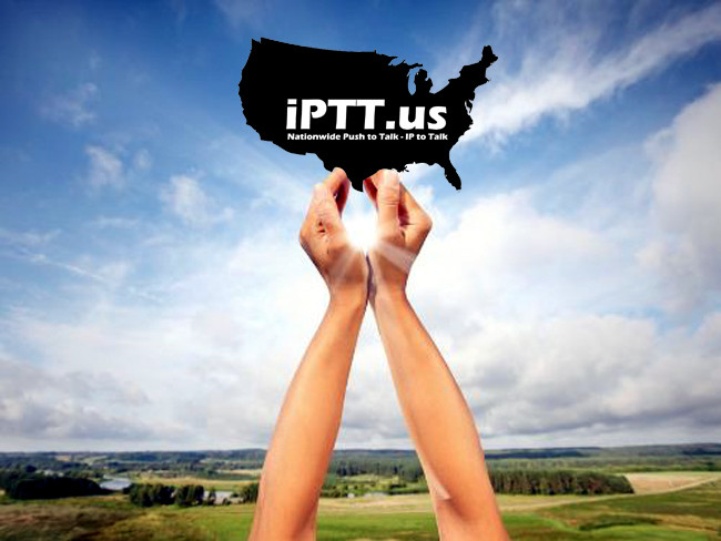 iPTT.us The future is looking very bright - Push to Talk