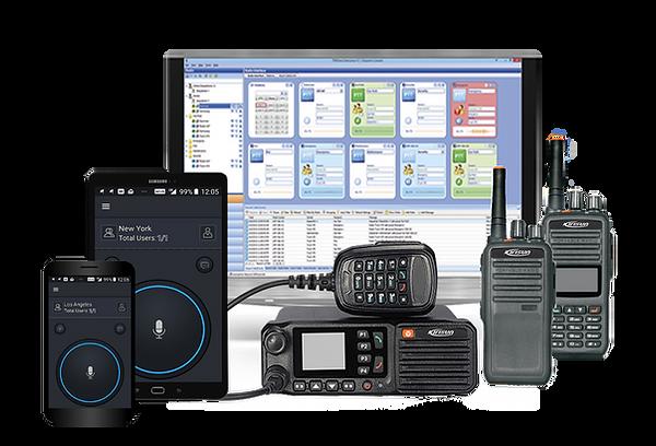 KIRISUN-iPTT Dispatch Android Mobile Por