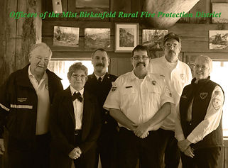 Mist Birkenfeld RFPD Chief Officers