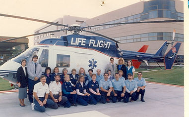 Historical Life Flight Photo
