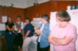 Historic photo fire distrit meeting