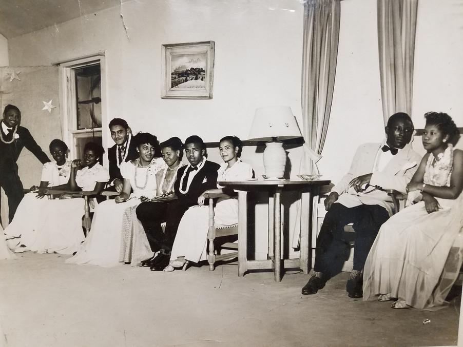 Community Center Dance 1950's
