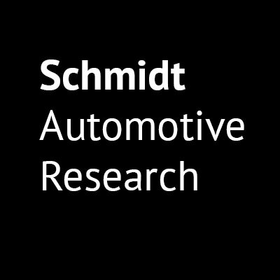 Schmidt Automotive Research logo