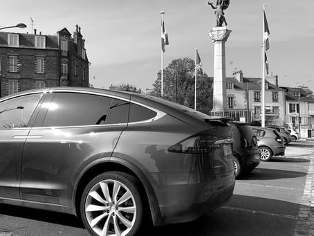 The Tesla turnaround in Western Europe