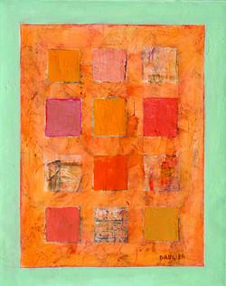 657-41x33Papier sur toile2004