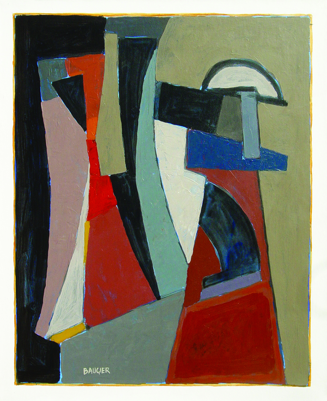 711 61x50 papier sur toile 2005