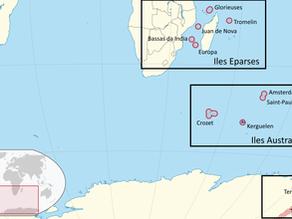 Les Terres australes et Antarctiques françaises (TAAF)
