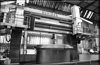 Halle A Maschine