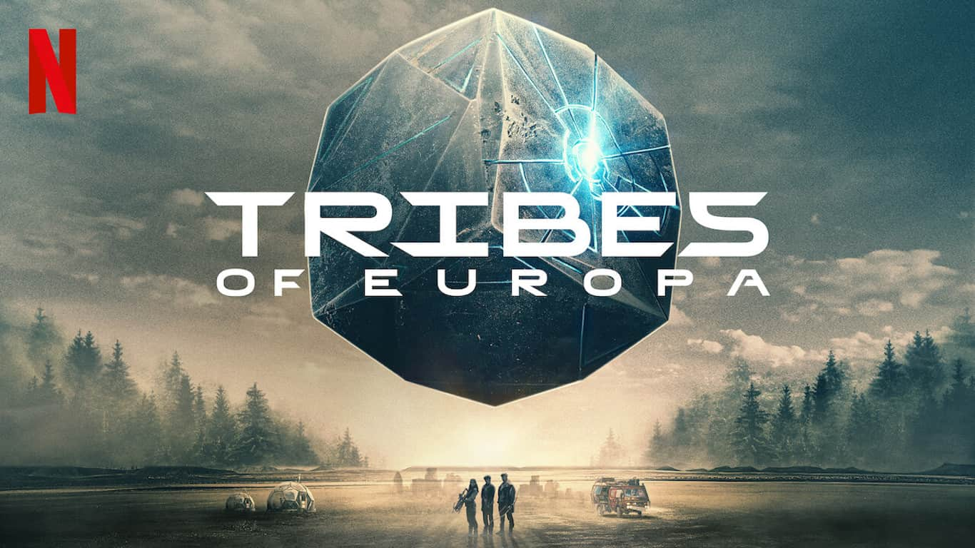 Tribes of Europa - Netflix