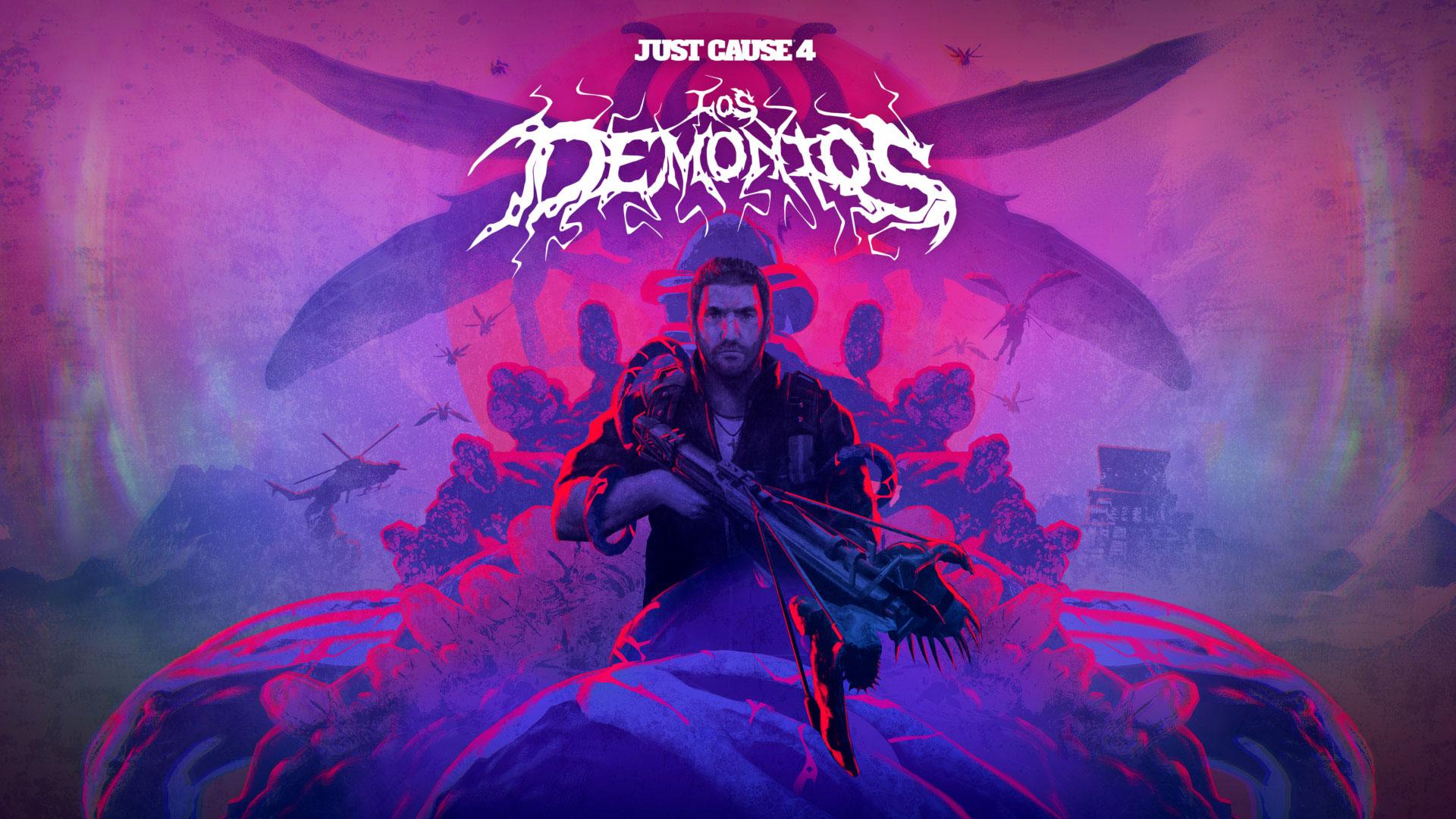 Just Cause DLC2 Los Demonios