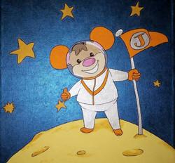 Juju le cosmonaute