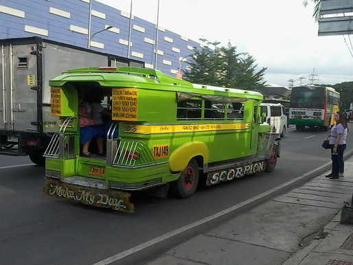THE FIRST 10 THINGS YOU'LL NOTICE WHEN YOU GET TO THE PHILIPPINES