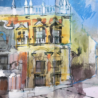 Baroque Malaga