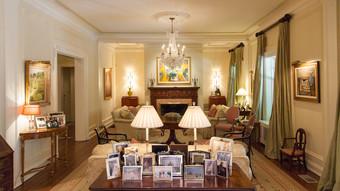 Rosedale Residence - Living Room