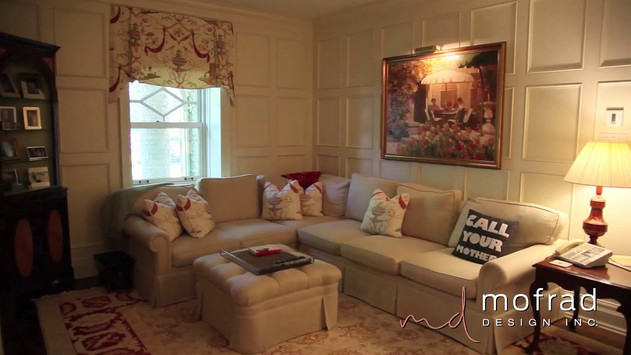 Rosedale Residence - TV Room