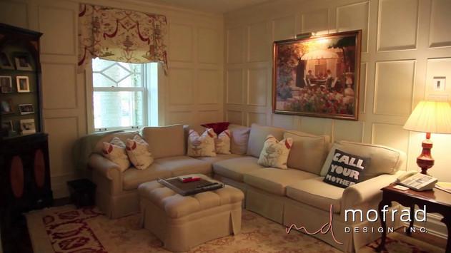 Rosedale Residence - TV Room
