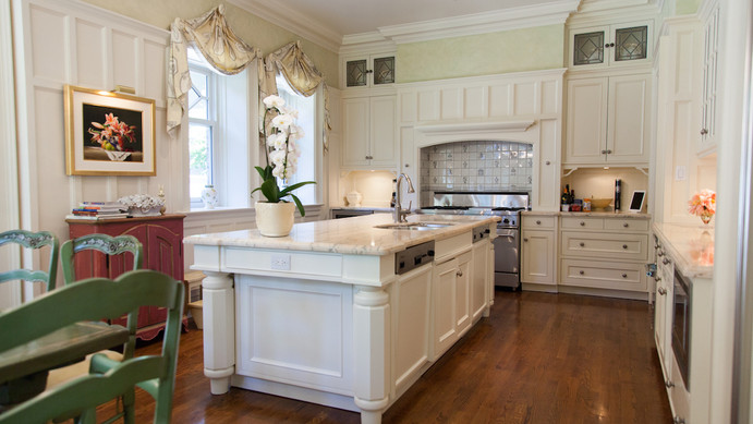 Rosedale Residence - Kitchen