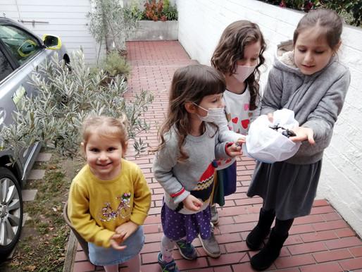 Chanukkah party for children