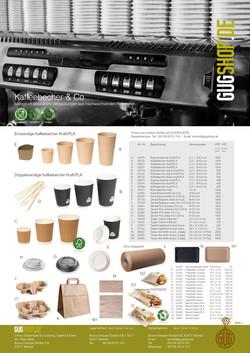 Kaffeebecher & Zubehöhr