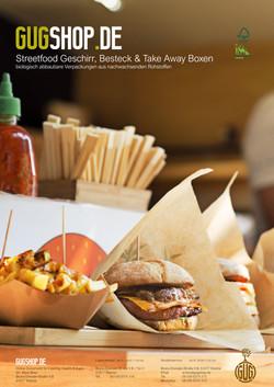 Streetfood Verpackungen Katalog
