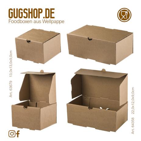 Burgerboxen & Foodboxen