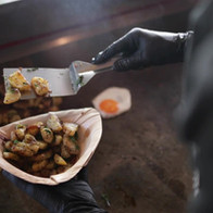 Streetfood Geschirr