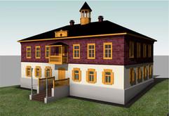 Реконструкция Темясовского музея