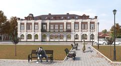 Бизнес центр Патрикеев