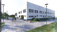 Школа на 40 мест с детским садом и школой искусств