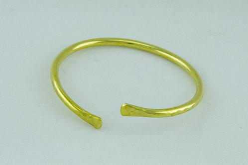 Baby Bangle Brass