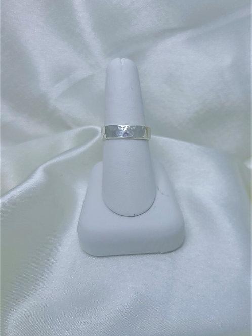 Fine Silver Cuff Ring