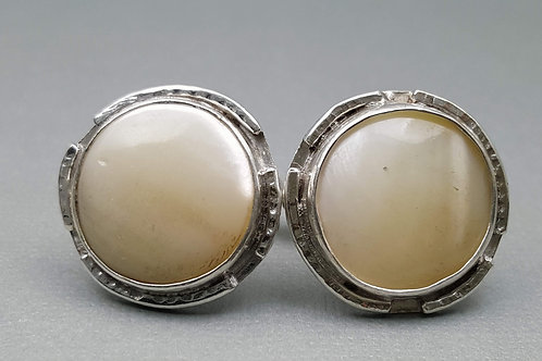 Mother of Pearl Cufflinks