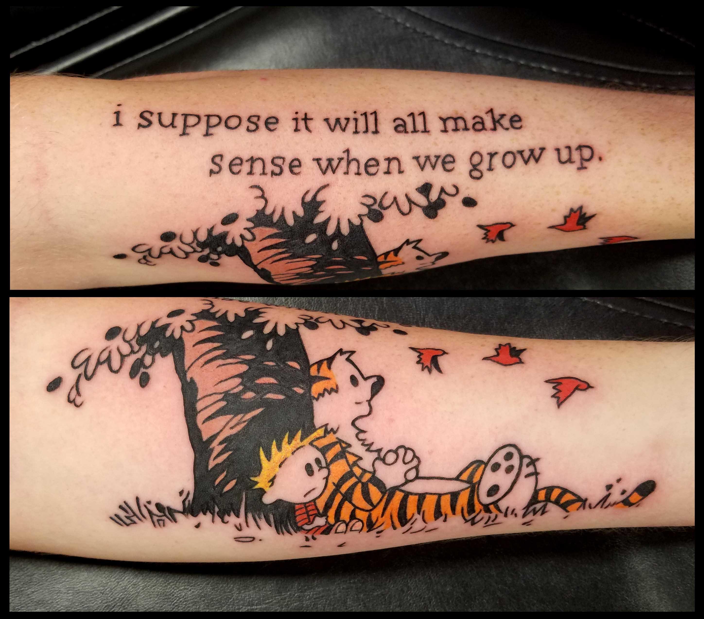 b9d617e6c The Inkwell Tattoo Company artist Joel Ozinga