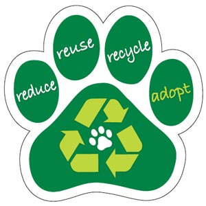 Reduce, Reuse, Recycle, Adopt! (PM216)