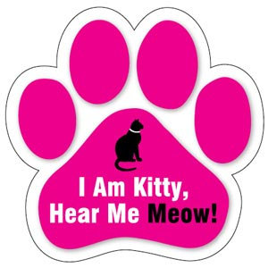 I am kitty, hear me MEOW! (PM208)