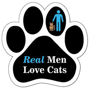 Real Men Love Cats (PM241)