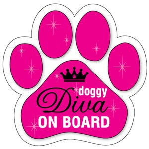 Doggy Diva on board (PM205)