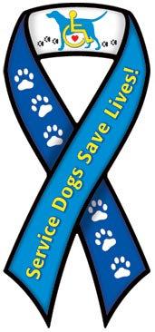 Service Dogs Save Lives (RM194)