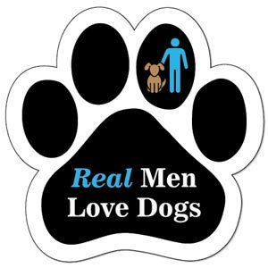 Real Men Love Dogs (PM240)