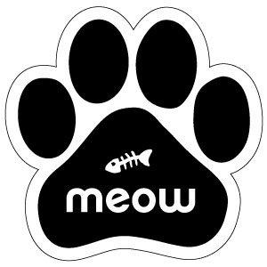 meow (black) (PM165)