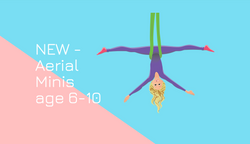 Aerial Minis for kids age 6-10