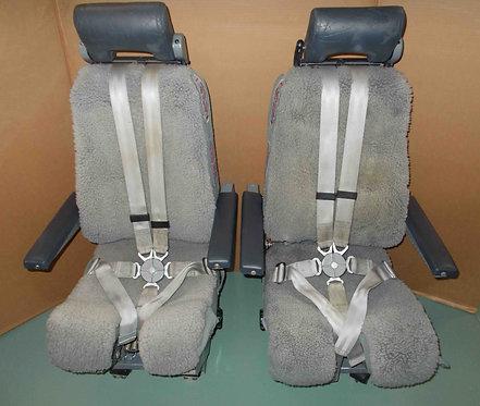 737 IPECO J Rail Cockpit Seats for sale