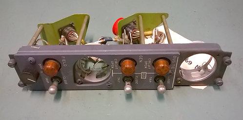 727 cockpit parts