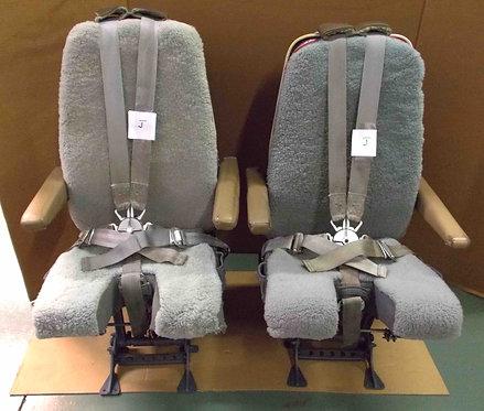 Weber Seats (Set J)